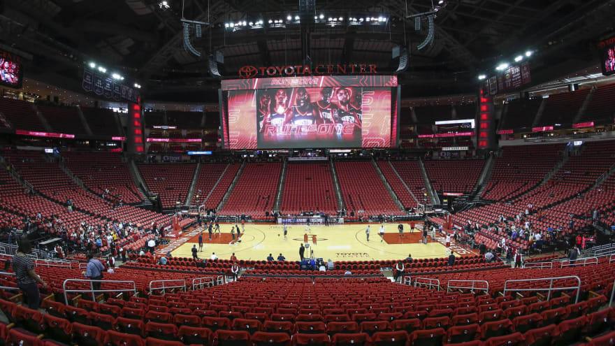 Friday's Mavericks-Rockets game postponed