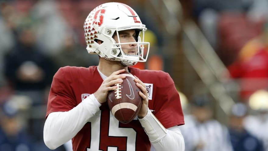 Stanford QB Davis Mills getting first-round buzz?