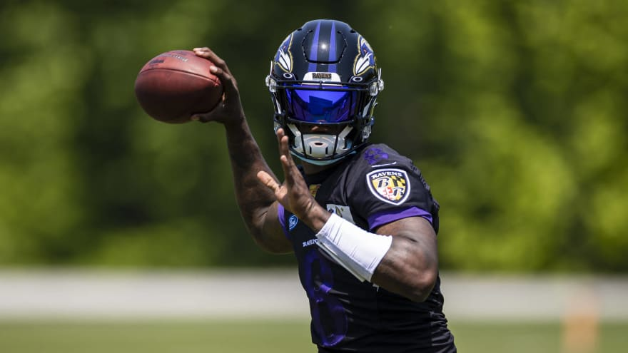 Expected terms of Lamar Jackson's new contract reported