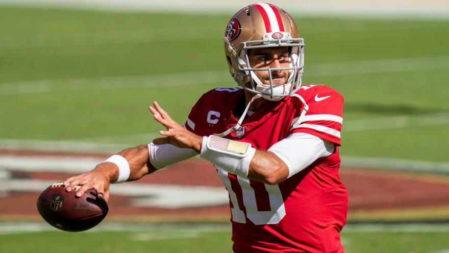 49ers likely to keep Jimmy Garoppolo through 2021 season