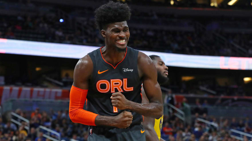 Magic's Jonathan Isaac upset about criticism over vax stance