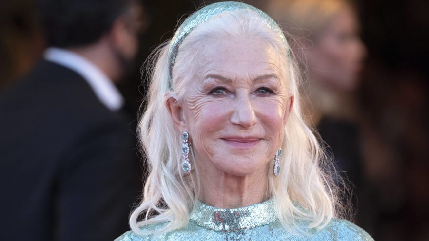 Helen Mirren to host Harry Potter competition series