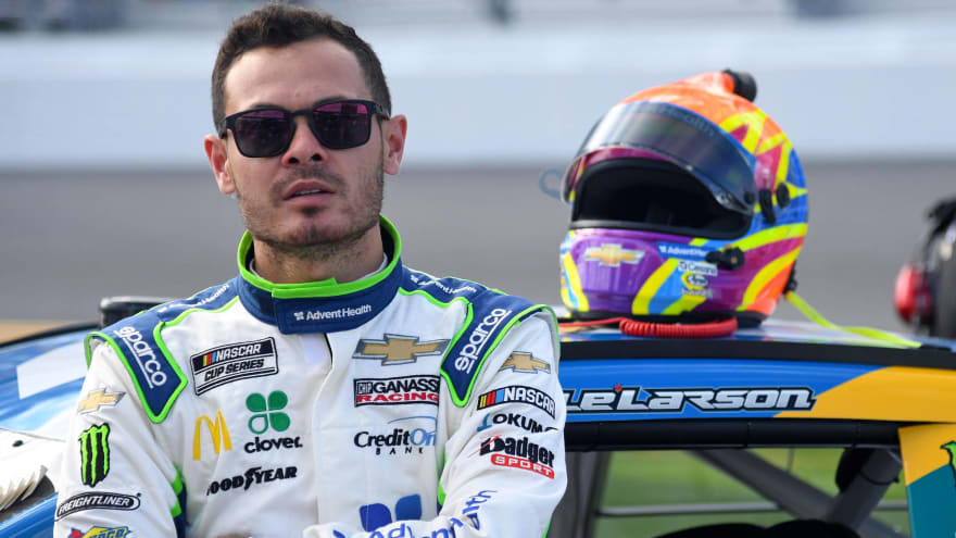 Kyle Larson's unconventional journey to Hendrick Motorsports