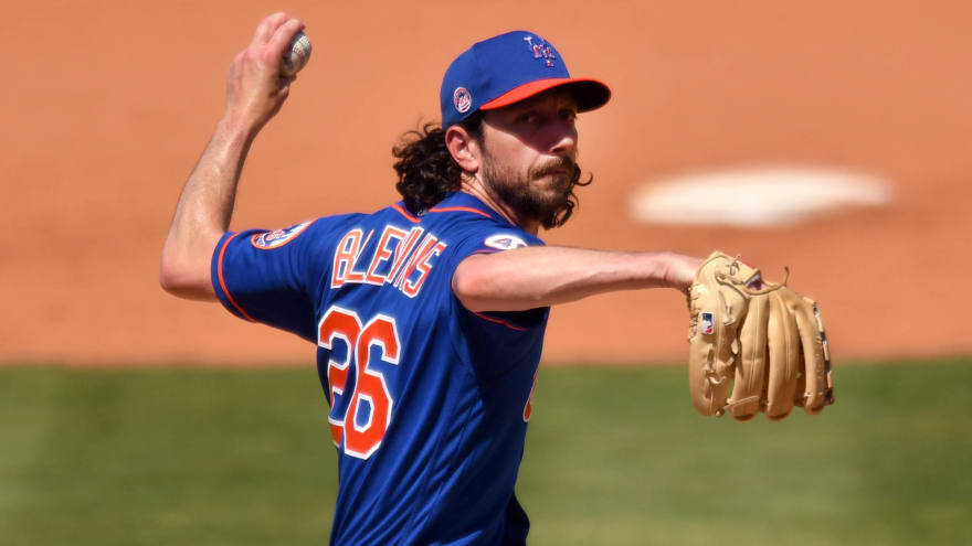 Jerry Blevins shares solution to foreign substance issue
