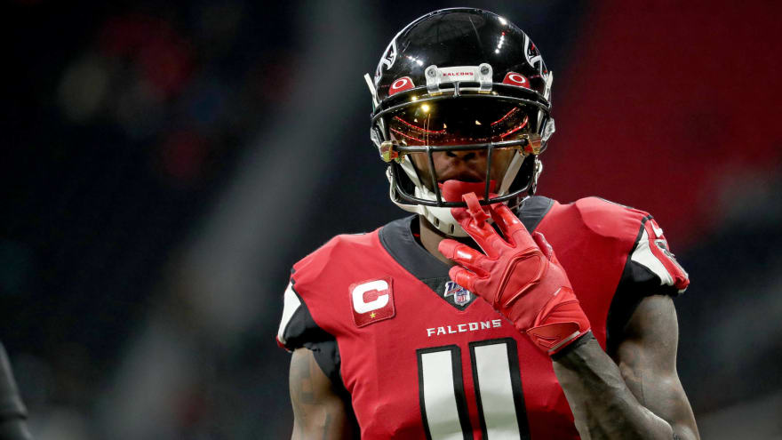 Three reasons why 49ers are the biggest loser of Julio Jones trade