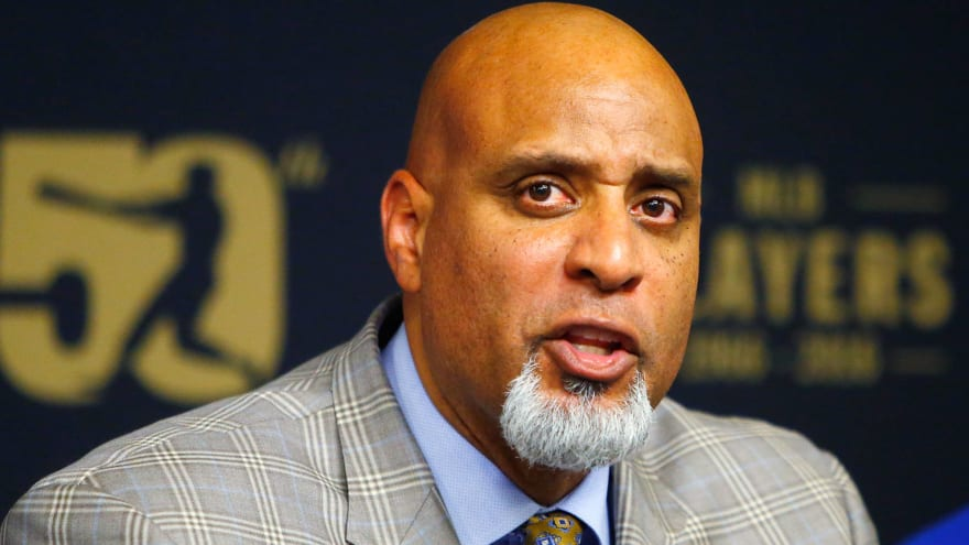 Players' union boss Tony Clark skeptical of apparent spending plans by teams