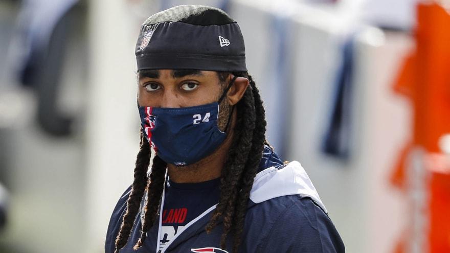 Stephon Gilmore, Patriots not progressing on extension