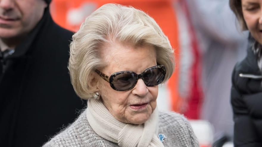 Lions owner Martha Firestone Ford steps down