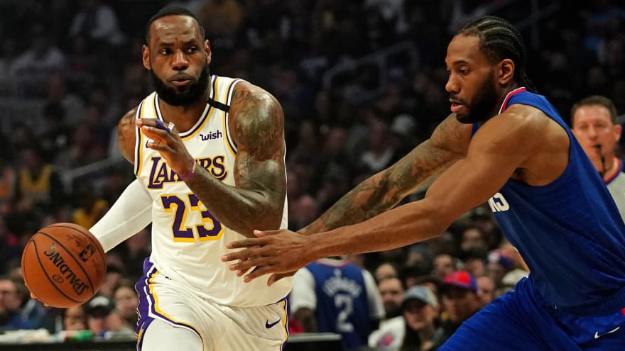 What 'bubble' crown would mean for King James, Kawhi, other NBA stars