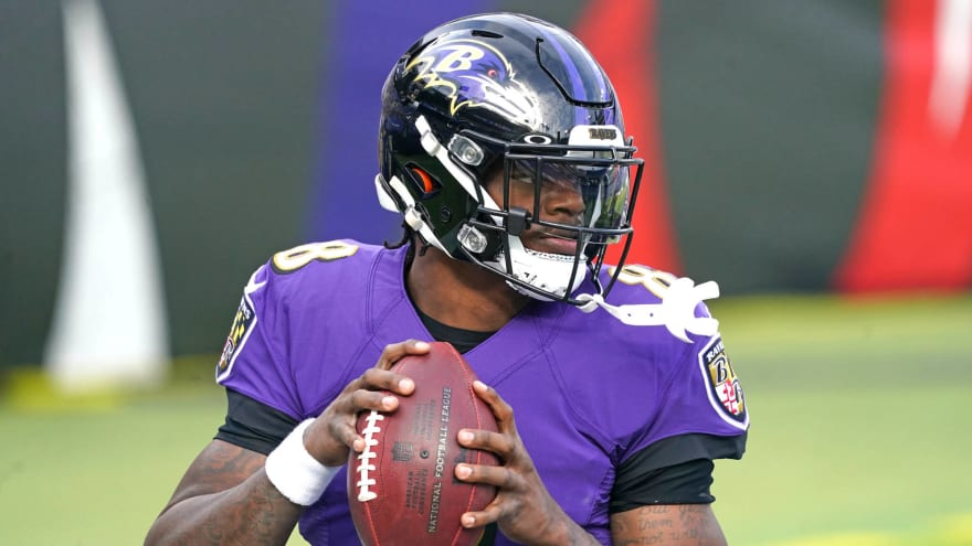 Ravens sign undrafted WR with key Lamar Jackson connection