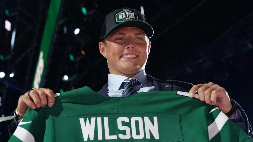 Jets rookie QB Zach Wilson leaning toward wearing No. 2