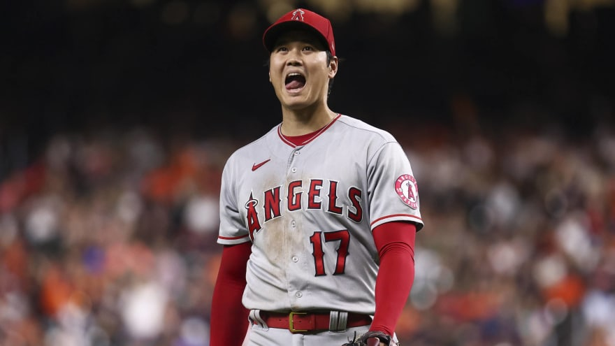 Shohei Ohtani won't pitch this weekend vs. A's