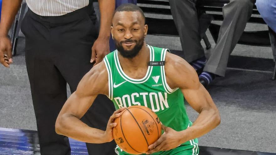 Celtics trade Kemba Walker to Thunder