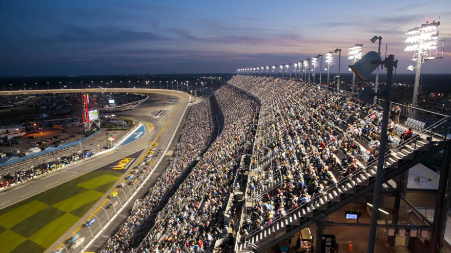 NASCAR plans to reintroduce fans to events starting this week