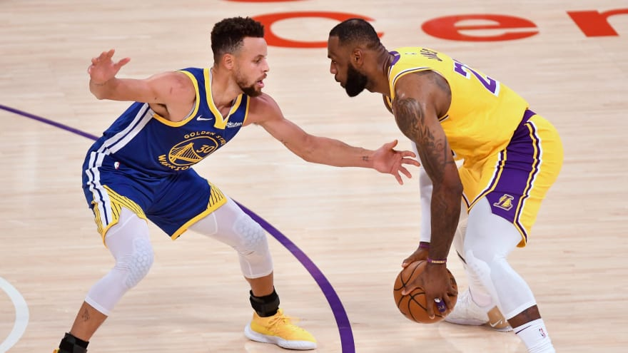 Steph Curry weighs in on rivalry with LeBron James