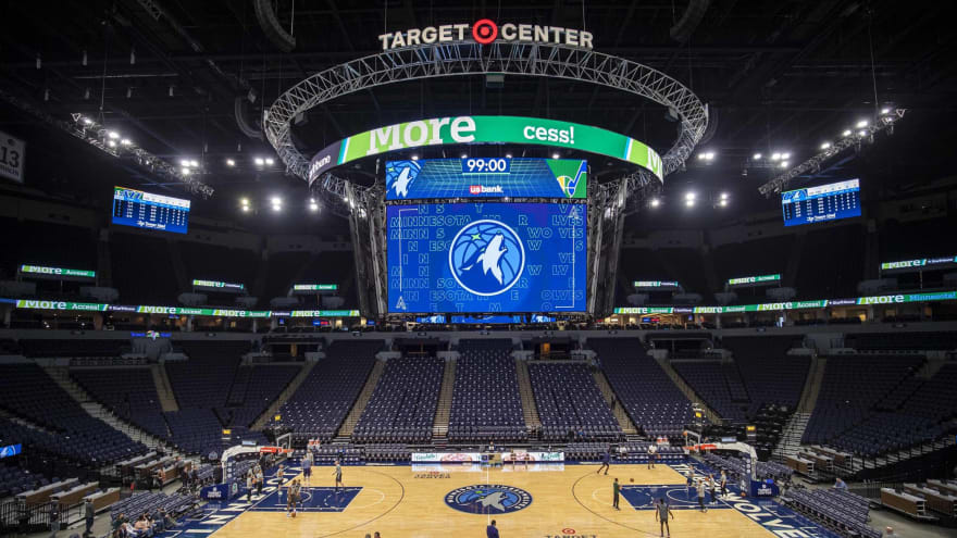 Timberwolves to host rescheduled game vs. Nets on Tuesday