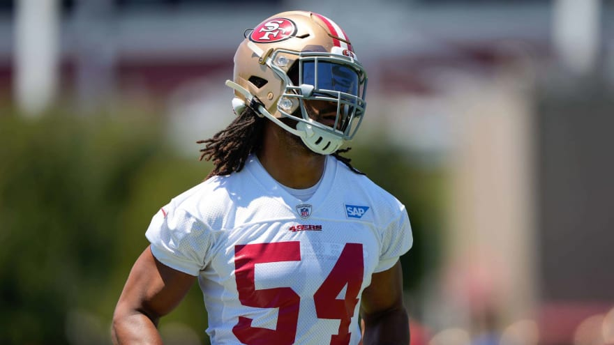 49ers sign LB Fred Warner to record five-year, $95M extension