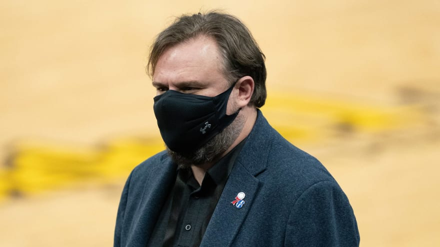 Daryl Morey appears to fire back at LeBron James over play-in criticism