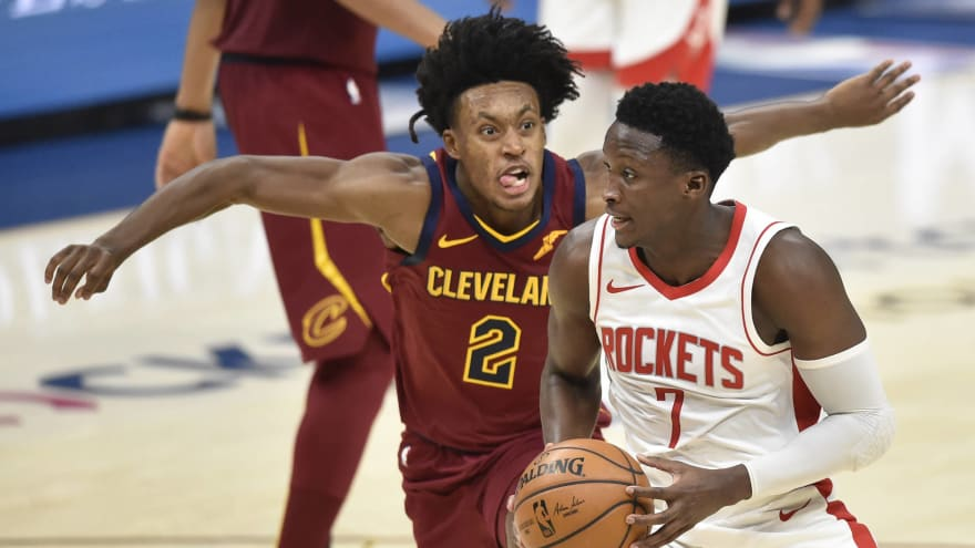 Victor Oladipo declines contract-extension offer from Rockets