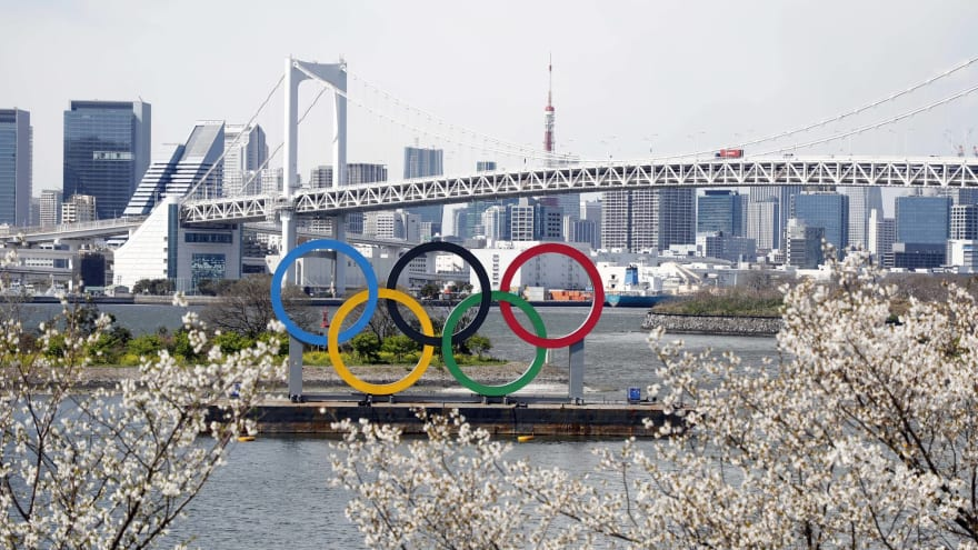 Biden: Decision on Tokyo Games will be 'based on science'