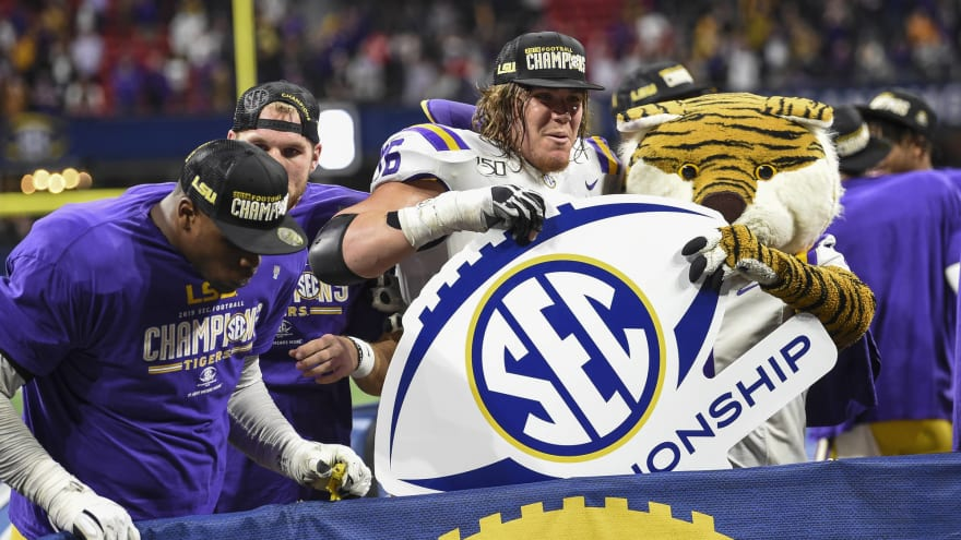 Why LSU deserves top seed in College Football Playoff over Ohio State