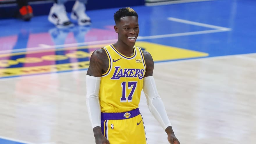 Lakers' Schroder reportedly expecting $100M-$120M contract