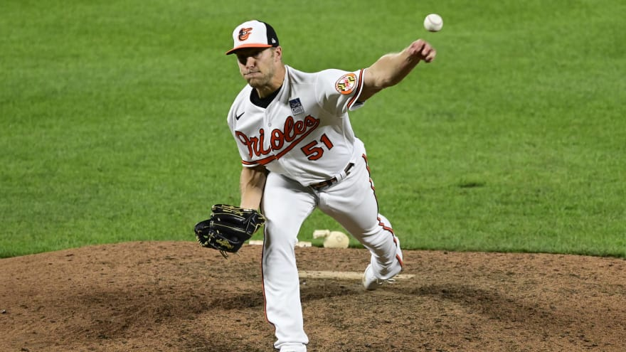 Orioles relievers reportedly attracting trade interest