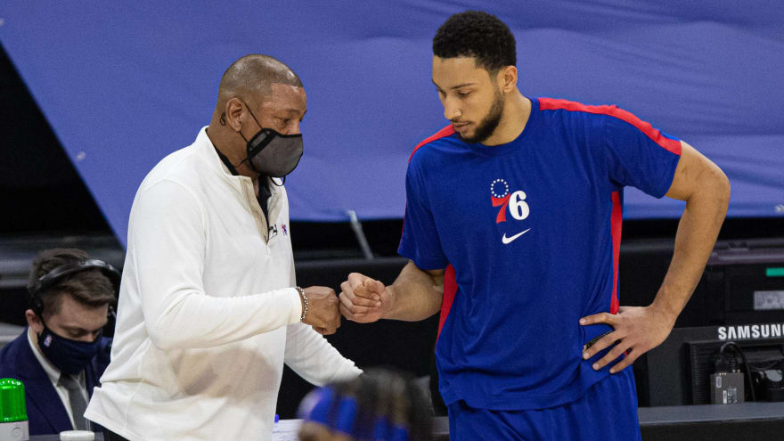 Report: Ben Simmons wanted Sixers HC Doc Rivers to apologize