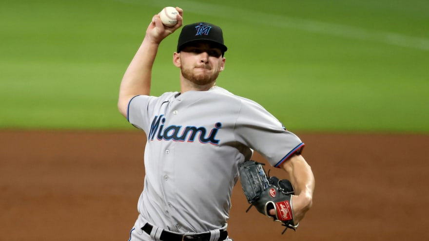 Marlins' Paul Campbell suspended 80 games for PED violation