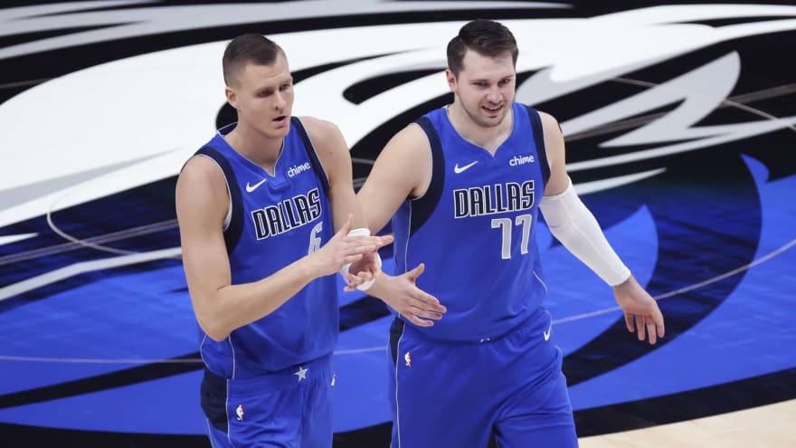 Mavs' Porzingis 'often' feels like an 'afterthought' to Doncic