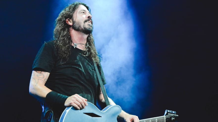Watch: Dave Grohl explores van tour culture in new 'What Drives Us' trailer
