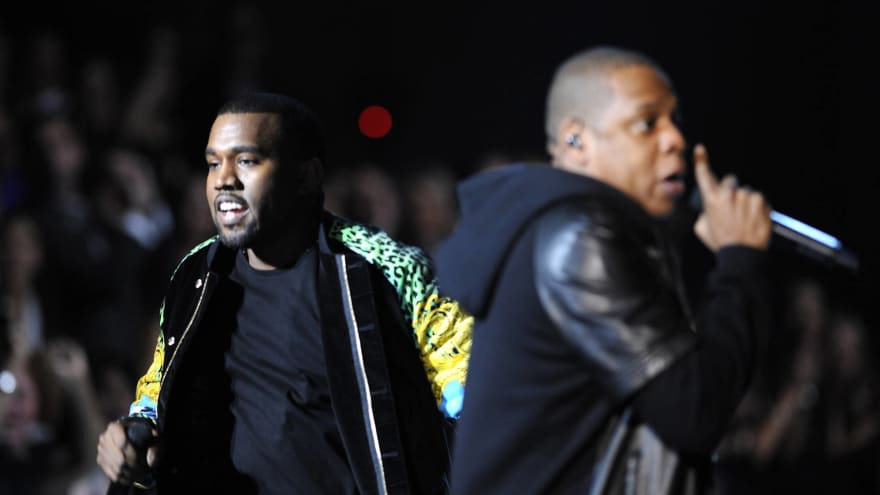Kanye West and JAY-Z officially reunite at 'Donda' listening event