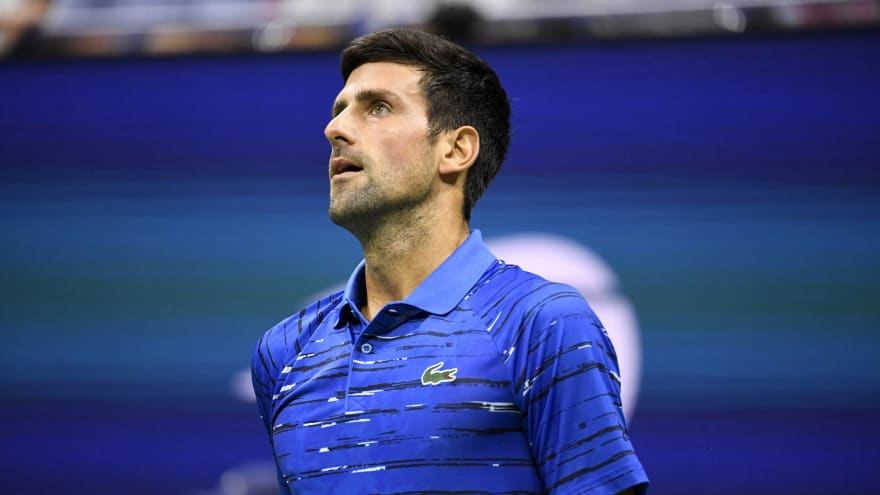 Djokovic: 'Extreme' conditions for U.S. Open are 'impossible'