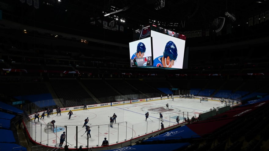 Avalanche cancel morning skate again due to COVID-19
