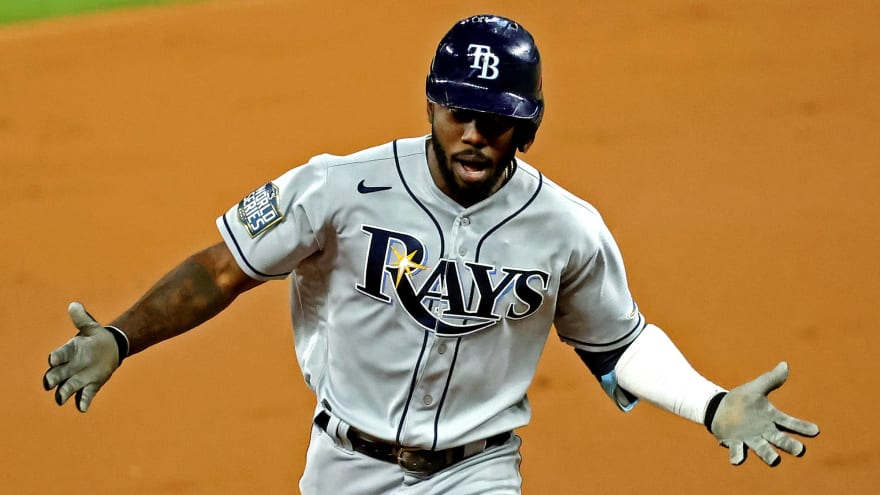 Arozarena stays hot with 10th HR of postseason