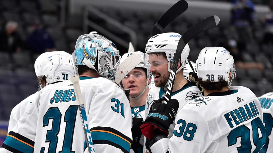 Sharks to play two home games in Arizona
