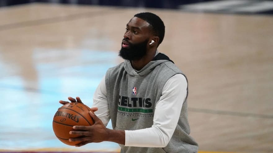 Celtics' Brown shares message in wake of Wright shooting