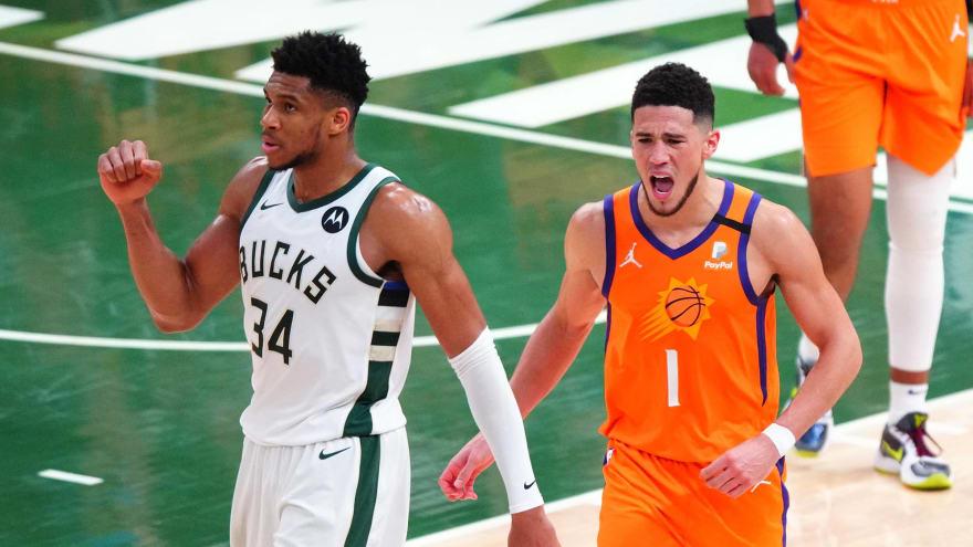 Bucks vs. Suns: The narrative-proof NBA Finals