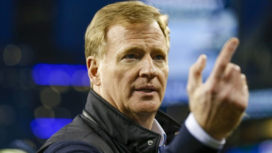 Roger Goodell: NFL schedule will still be released May 9