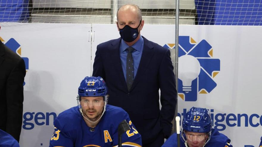 Sabres fire HC Ralph Krueger amid disastrous season