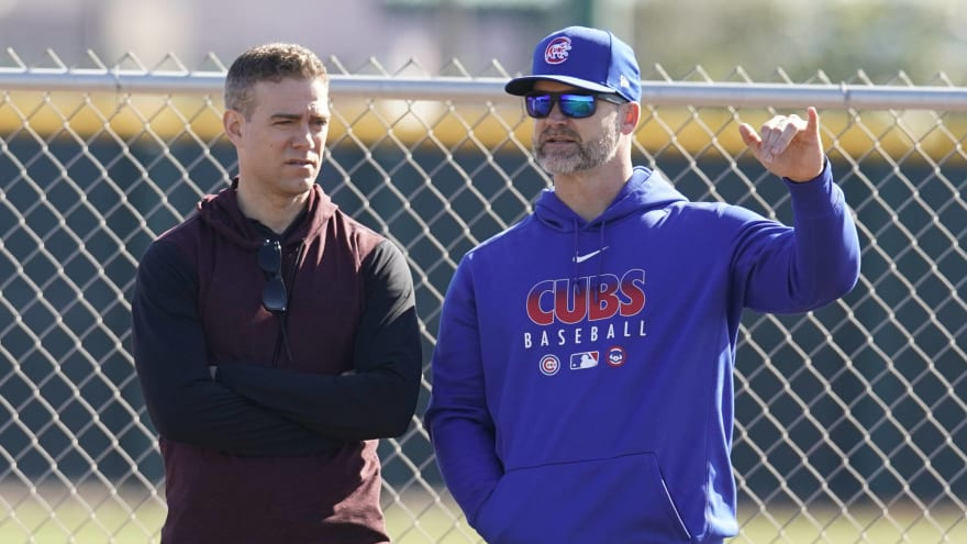 Theo Epstein says 'change is warranted and necessary' for Cubs