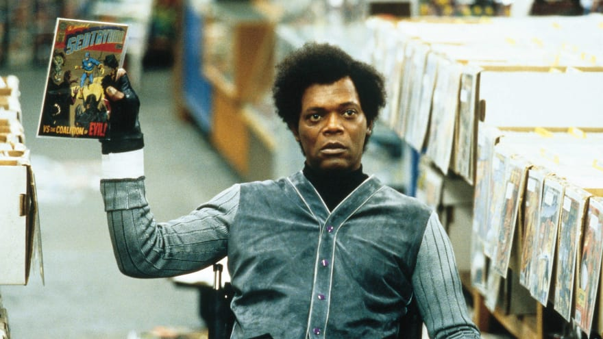 Samuel L. Jackson opines on his best five movies