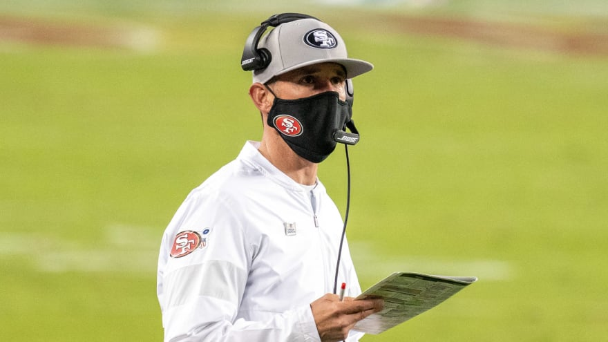 Kyle Shanahan not happy with how local virus restrictions were handled