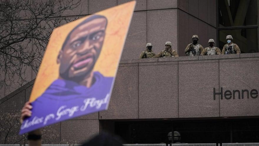 Sports world reacts after Derek Chauvin is found guilty in George Floyd murder verdict