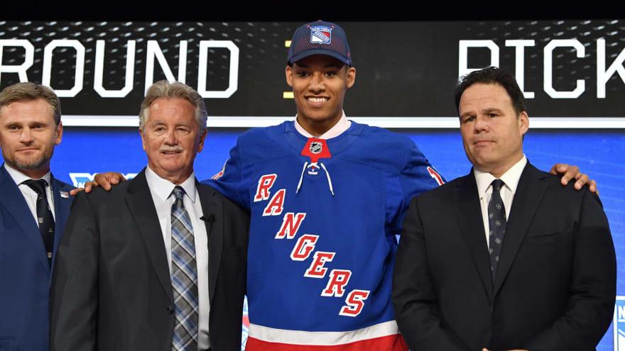 New York Rangers prospect K'Andre Miller expresses anger over racist Zoom comments
