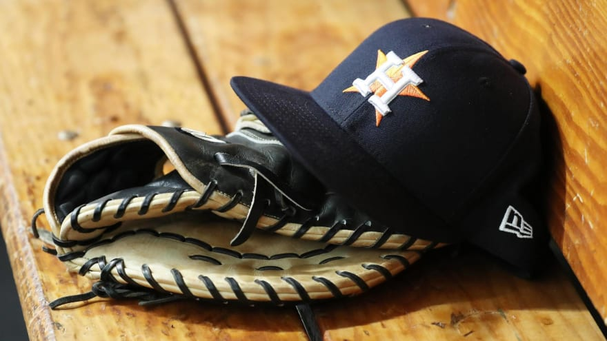Astros players to receive COVID-19 vaccine before Opening Day