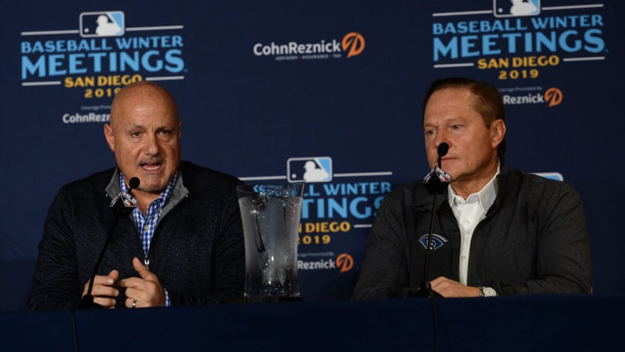 Winners and losers from Day 1 of MLB winter meetings