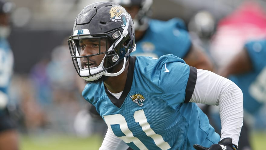 Jaguars' Yannick Ngakoue still wants trade
