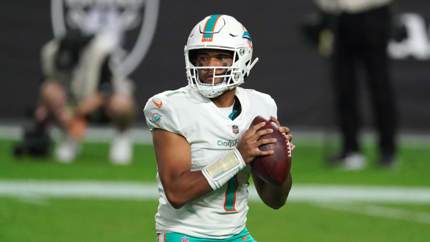Dolphins CB expects 'big jump' from Tua Tagovailoa in Year 2