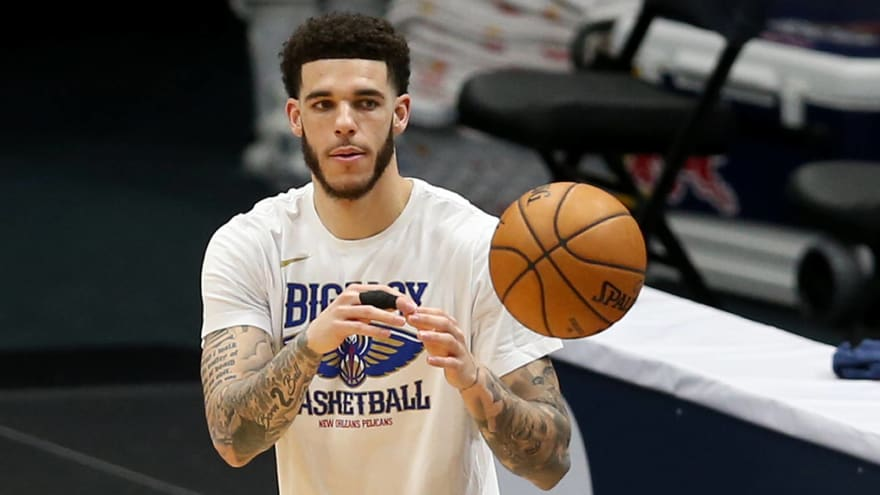 Warriors reportedly turned down Lonzo Ball trade offer at the deadline